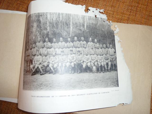 Livret Photographique 244 RAC 1er Groupe 14/18  P1100839