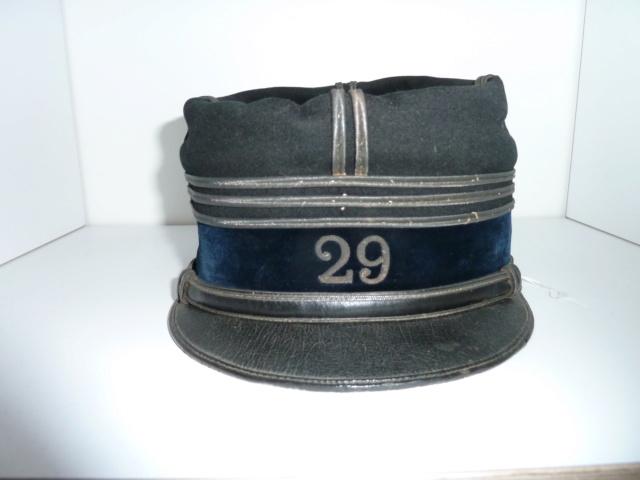 Képi Capitaine 29 BCP 1892 ESC - MAR 3 Annonce terminée P1110413