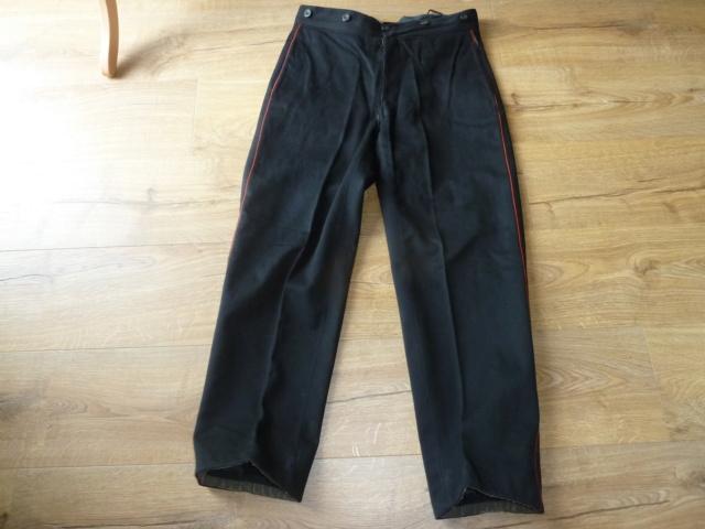 Pantalon 1900 Officier des Troupes Coloniales TTBE ESC - JUIN 1 Vendu P1110710