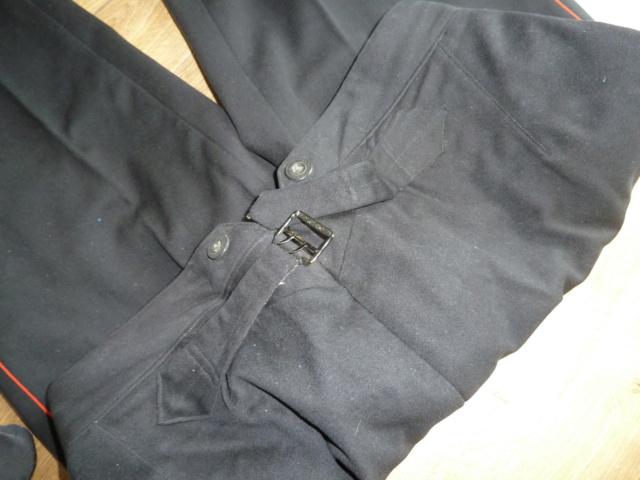 Pantalon 1900 Officier des Troupes Coloniales TTBE ESC - JUIN 1 Vendu P1110713