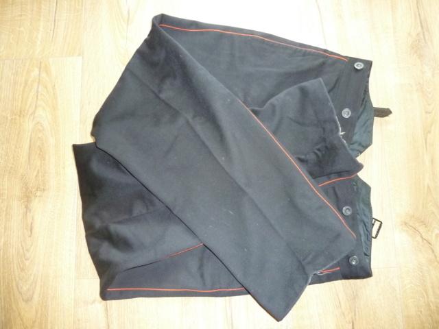 Pantalon 1900 Officier des Troupes Coloniales TTBE ESC - JUIN 1 Vendu P1110714