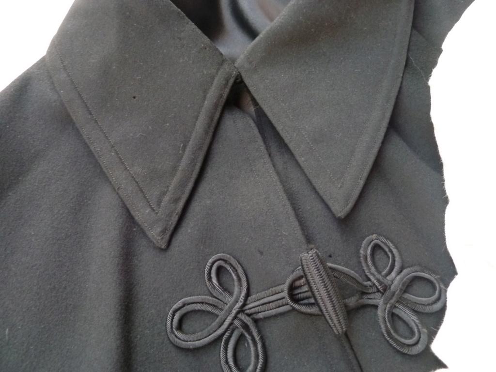 Lot officier 1931 Bottines, cape et chemise  ESC - JUIL 5  et FIN POUR LE MOIS P1110964