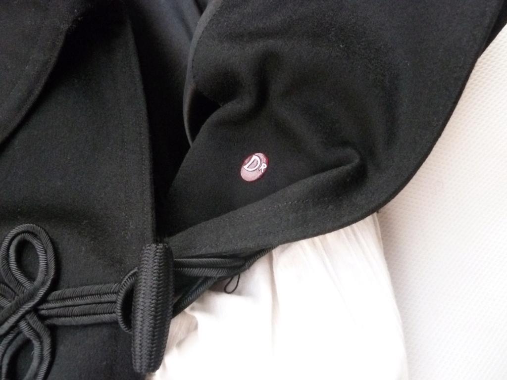 Lot officier 1931 Bottines, cape et chemise  ESC - JUIL 5  et FIN POUR LE MOIS P1110970