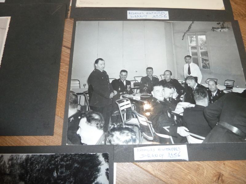 Lot de clichés Gendarmerie années 50 remise de décorations 1956 Camp de Drancy 1963  ESC - NOV 1 P1120715
