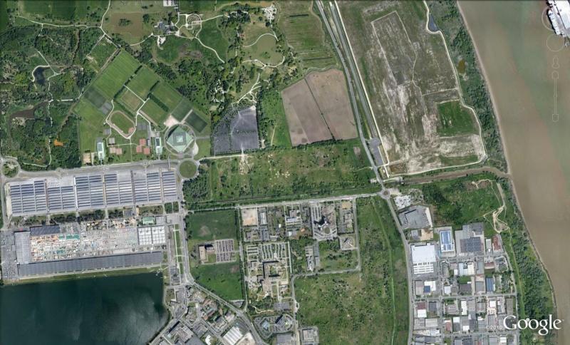 [Enfin visible sur Google Earth] - Le grand stade de Bordeaux MATMUT - France Stade10