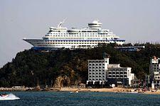 Sun Cruise Hôtel, Jeongdongjin - Corée du Sud Sun_cr10