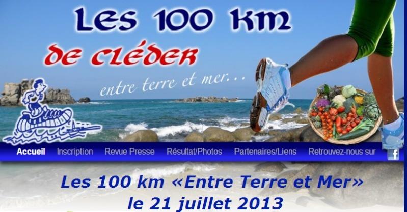 100 km de Cléder (16h): 21 juillet 2013 Clader10