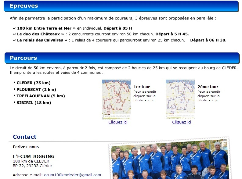 100 km de Cléder (16h): 21 juillet 2013 Clader11