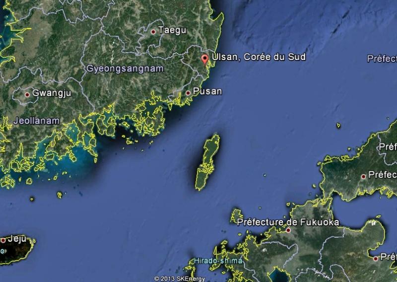 Ulsan Challenge (Corée Sud) 132km Walking: 7 sept 2013 Corae_11