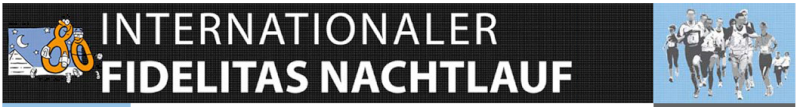 """80 km de Karlsruhe(D); """"Fidelitas Nachtlauf"""" : 22-23/6/2013 Fideli11"""