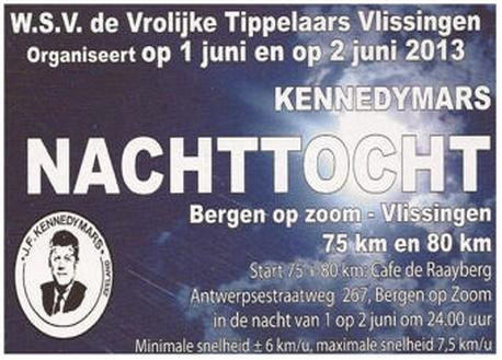 Marche Kennedy Bergen op Zoom - Vlissingen (NL) : 1-2/6/2013 Kenned10