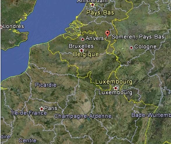 Marche Kennedy (80km) de Someren (NL): 6-7 juillet 2013 Somere10