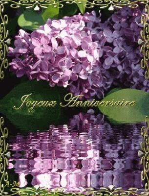 Bon anniversaire Isa  Anniv10