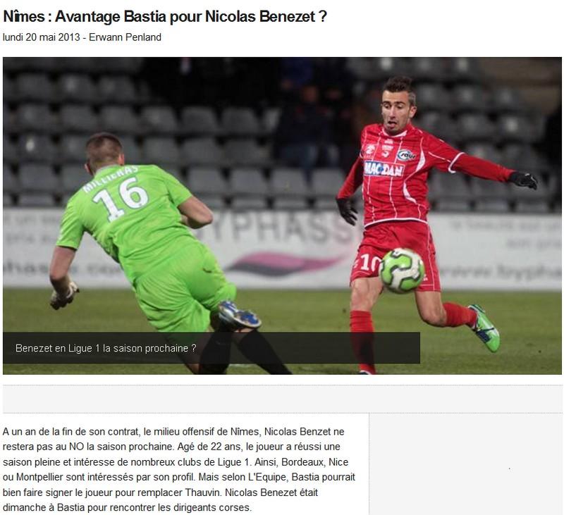Ligue 1 : Mercato saison 2013-2014 S73