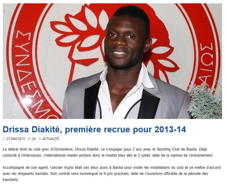 Ligue 1 : Mercato saison 2013-2014 S83