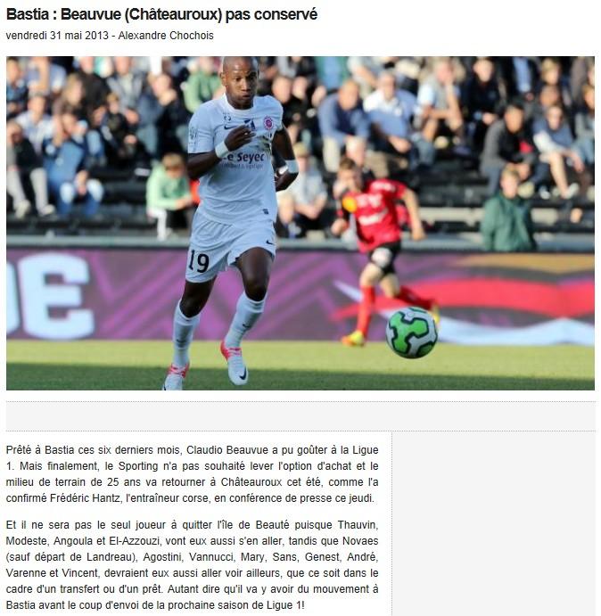 Ligue 1 : Mercato saison 2013-2014 S88