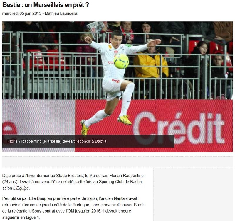 Ligue 1 : Mercato saison 2013-2014 S91