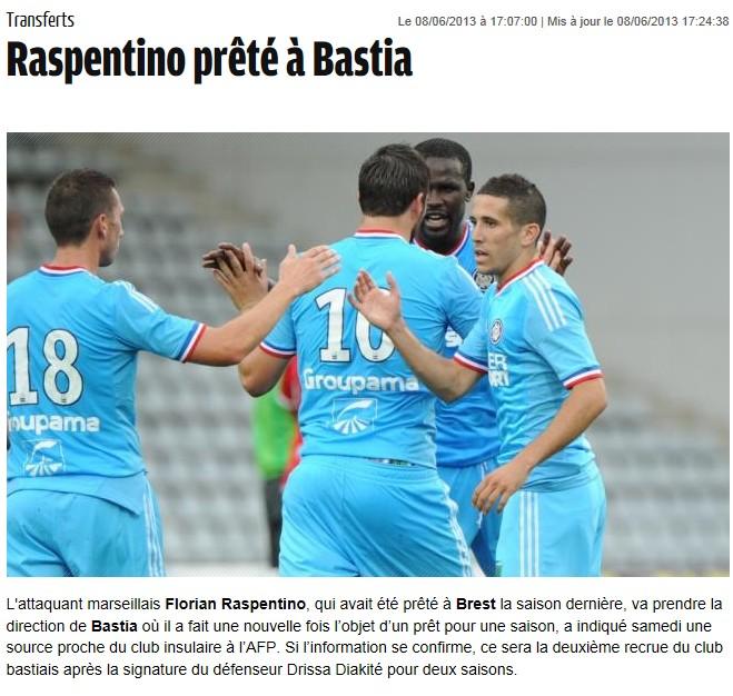 Ligue 1 : Mercato saison 2013-2014 S99
