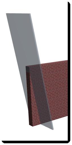 ... cortar muros con planos inclinados ? 0322