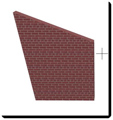 ... cortar muros con planos inclinados ? 0917
