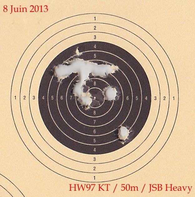 Hw97KT /50m/10 plombs .  50m_hw10