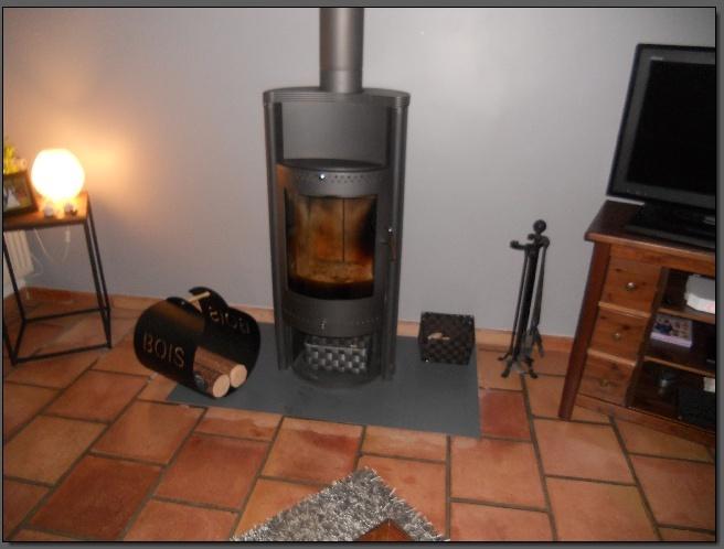 enlever une cheminée pour mettre un poele | idées décoration - idées