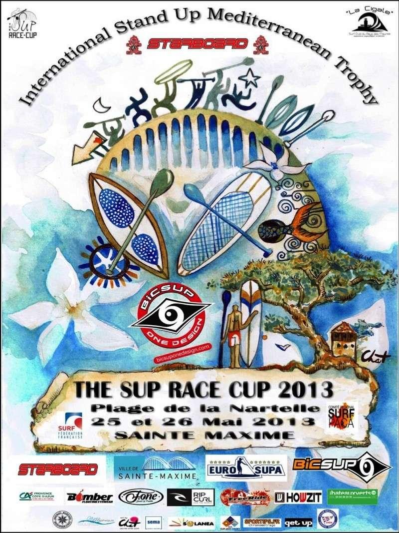 the SUP RACE CUP / International Mediterranean Trophy - 25 et 26 mai 2013 Sup_ra10