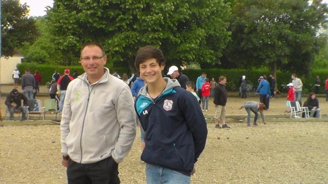Trophée 1 Jeune et 1 Adulte à Gennes sur Glaize Sam_5115