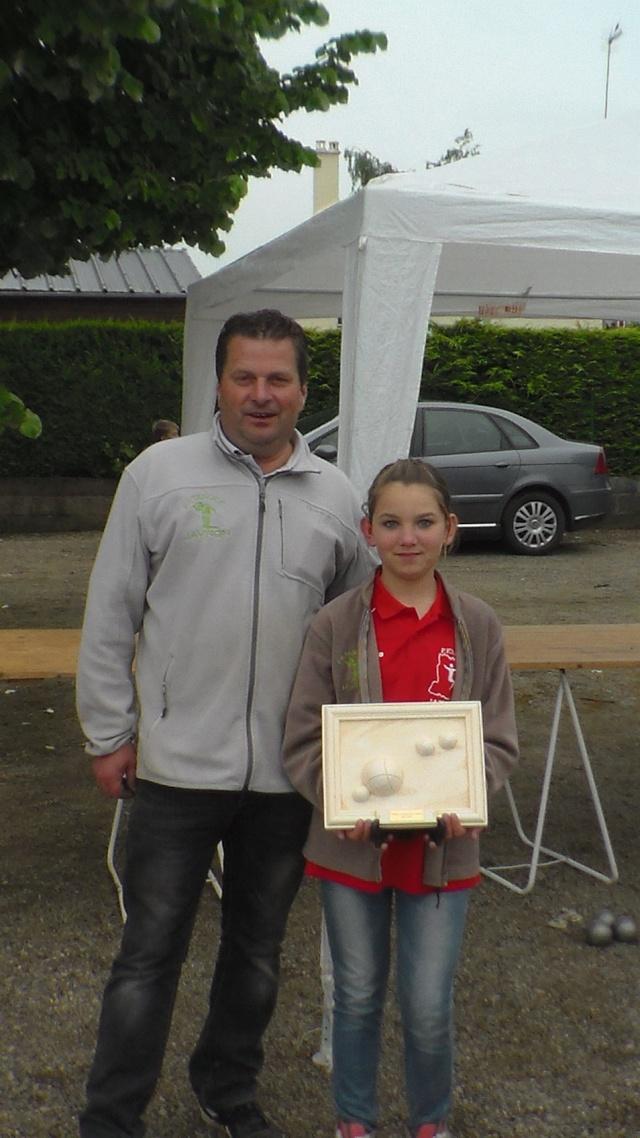 Trophée 1 Jeune et 1 Adulte à Gennes sur Glaize Sam_5213