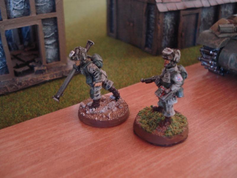 Quelques Armées BOLT ACTION Dsc05826