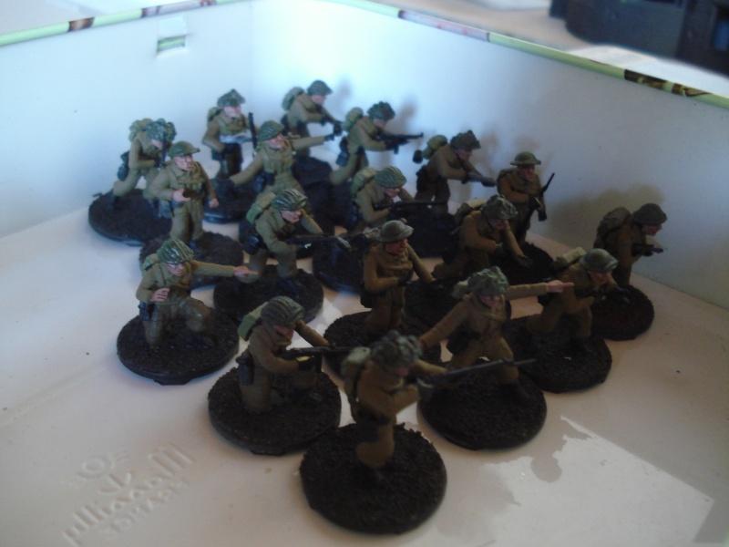 Quelques Armées BOLT ACTION Dsc05828
