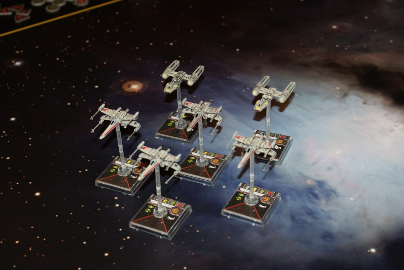 X WING miniatures game 1-alle10