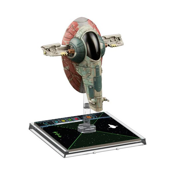 X WING miniatures game Slave_10