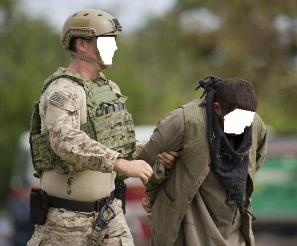 Afghanistan Captured - Veteran Bring Back Taliban Improvised Vest Screen35
