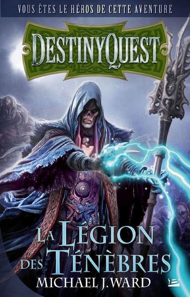 WARD Michael J. - Destiny Quest - tOME 1 - La légion des ténèbres Sans_t24