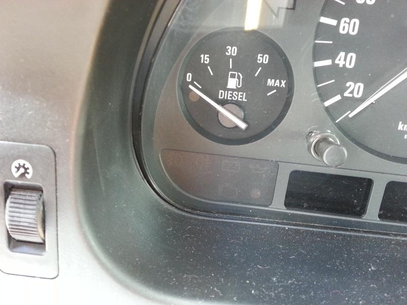 [BMW 530 d E39] Voyant de préchauffage 20130517