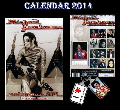 Calendrier non officiel Michael Jackson 2014 201410
