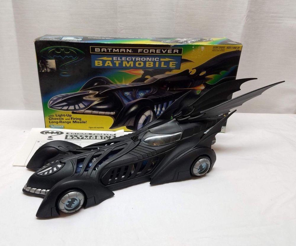 Cerco Batmobile Kenner Batman Forever 1995 Bcef8b11