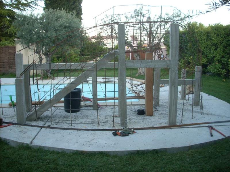 projet construction faux rocher avec cascade pour piscine besoin de conseille On rocher cascade pour piscine