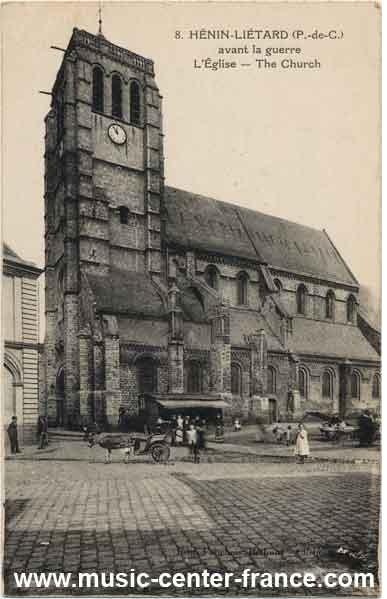l'histoire d Nou Pays ch' pus biau pays ! - Page 4 Eglise10