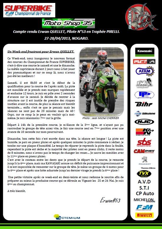 FSBK  Nogaro 28-04-10