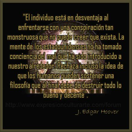 FRASES Y COMENTARIOS S/EL NUEVO ORDEN MUNDIAL Frases10