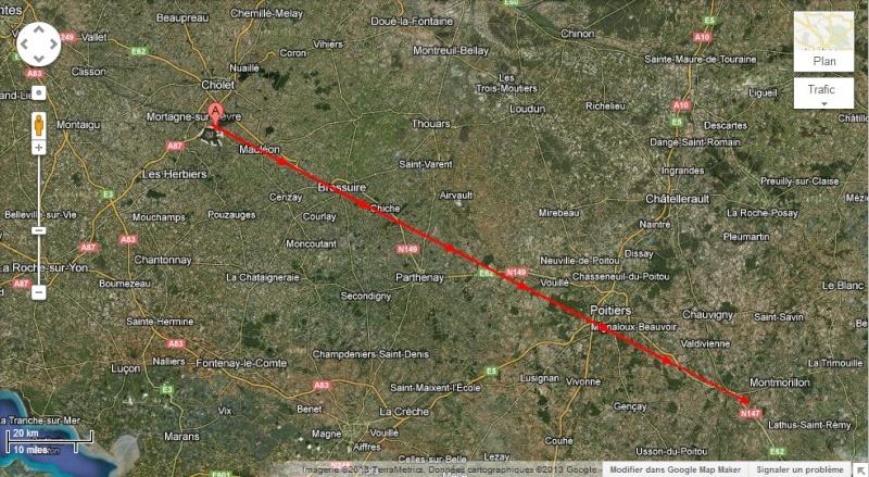 2013: le 17/05 à 19H35 environ - Engin triangulaire volant - Saint Léger de Montbrillais - Vienne (dép.86) Sans_t11