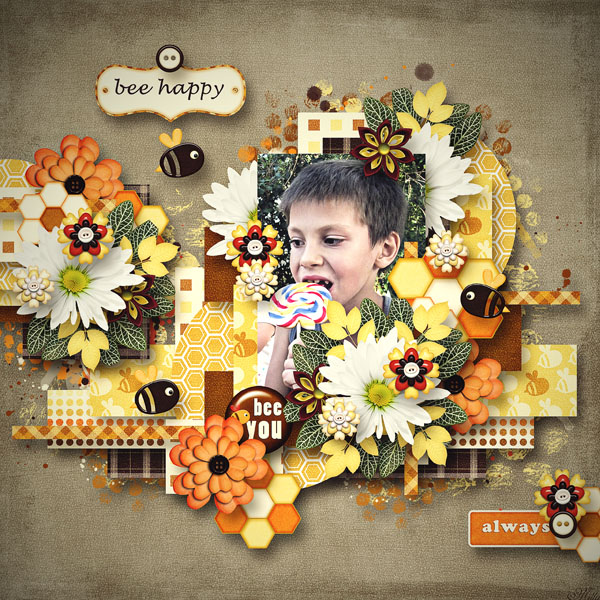 Bee my sweet honey kit and templates - June 7th - Page 3 Tinci_11