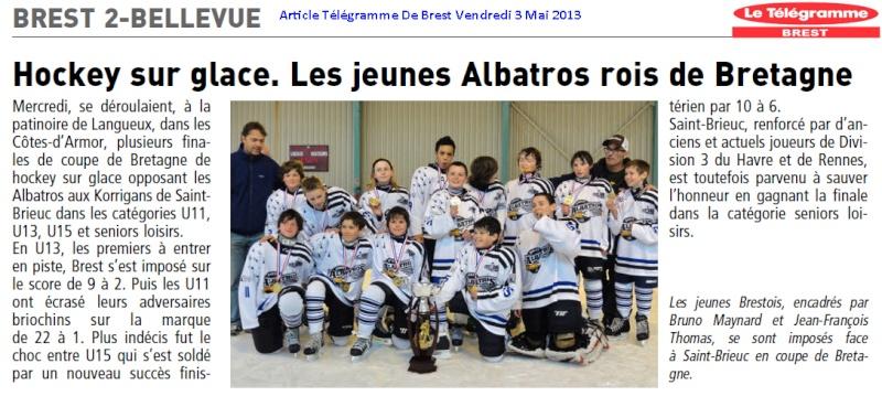 Articles Sur Les Albatros 2013 - 2014 Articl21