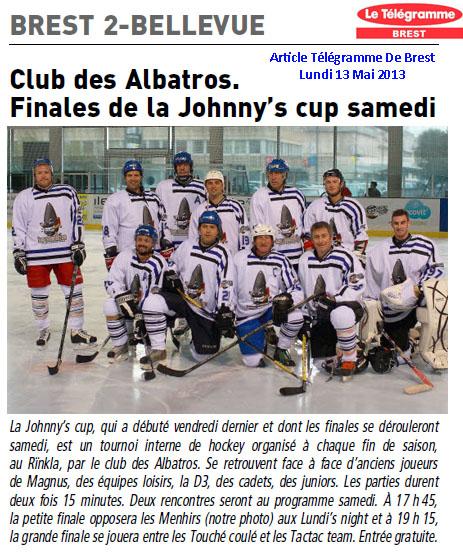 Articles Sur Les Albatros 2013 - 2014 Articl24