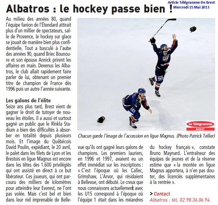 Articles Sur Les Albatros 2013 - 2014 Articl25