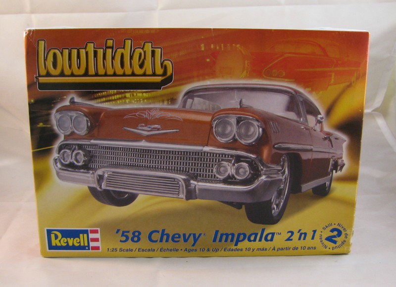 chevrolet impala 1958 00514
