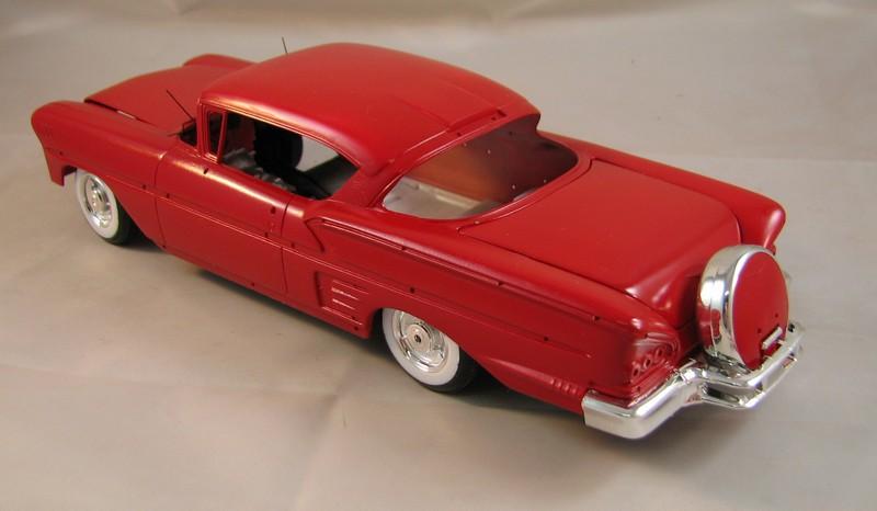 chevrolet impala 1958 02810