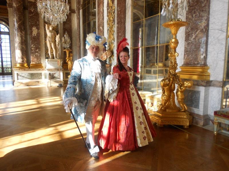 la Sérénade au Chateau de Versailles, les photos Dscn0310